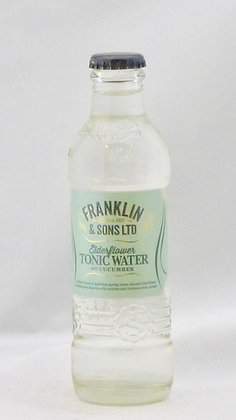 Franklin & Sons - Elderflower & Cucumber Tonic