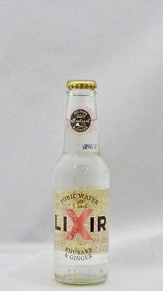Lixir - Rubarb & Ginger Tonic