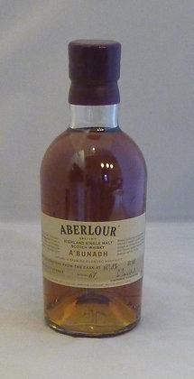 Aberlour A' Bunadh 60.3 0.7L