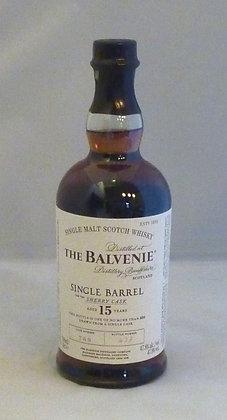 Balvenie 15 years Single Barrel Sherry Cask 48°