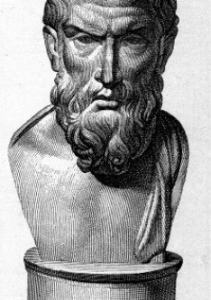 Epicurios of Epicurus?