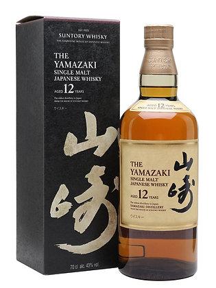 The Yamazaki 12 y