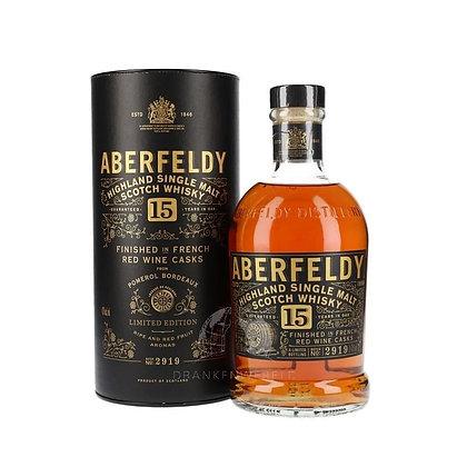 Aberfeldy 15y special edition