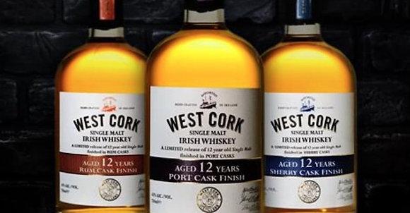 West Cork Irish Whisky