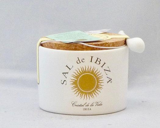 Sal de Ibiza ceramisch potje zout
