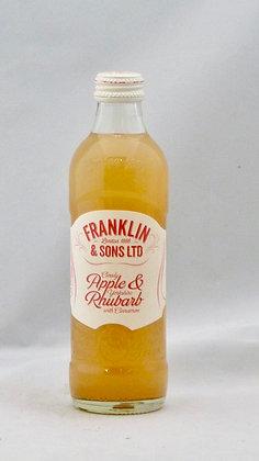 Franklin & Sons - Apple & Rhubarb