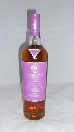the Macallan Edition N°5