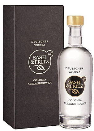 Sash & Fritz Vodka