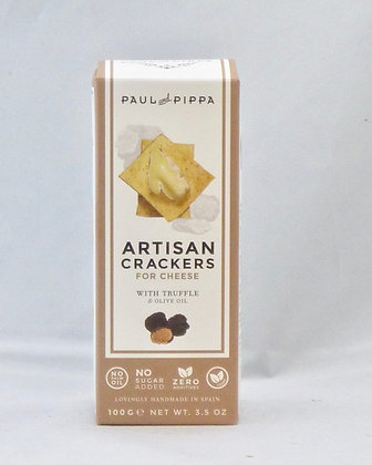 Paul @ Pippa Artisan Crackers Truffel