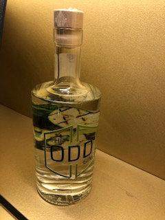 the ODD gin