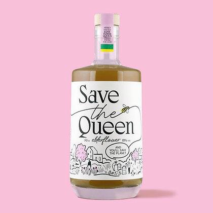 Save The Queen Elderflower Gin Based