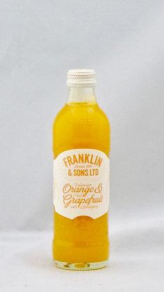 Franklin & Sons - Orange & Grapefruit