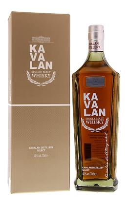 Kavalan Distillery Select 40.00° 0.700 L.