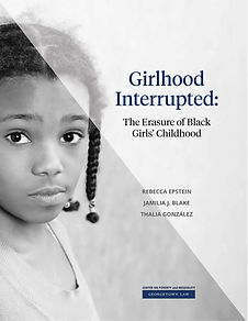 COVERGirlhood Interrupted - The Erasure