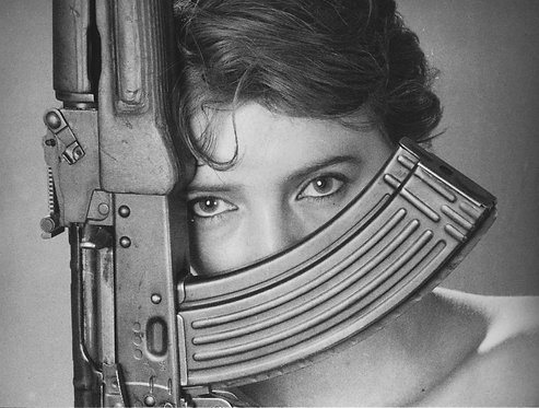 Sergey Borisov. Kalashnikov, 1985