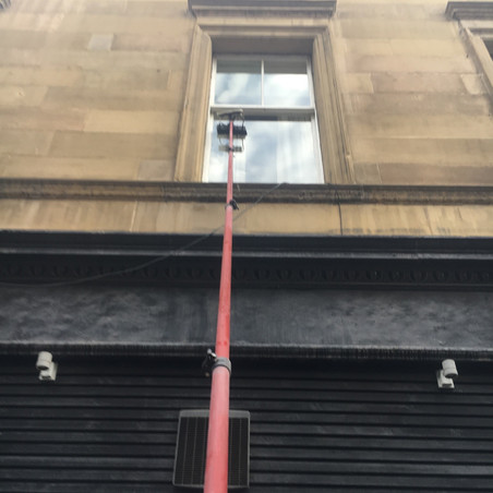 Clean Window Cleaning Services - Edinburgh