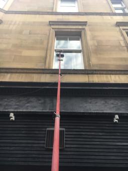 Clean Window Cleaning Services - Edinburgh