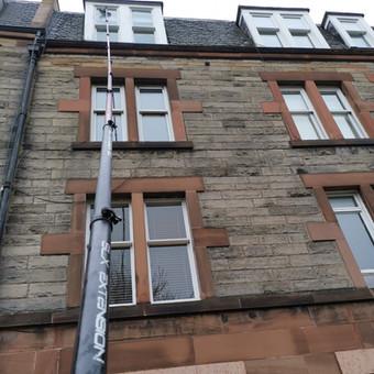 Reach 'n' Wash Window Cleaning - Edinburgh