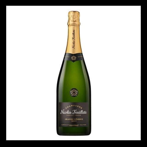 1/2 bouteille de Champagne brut Nicolas Feuillatte 37,5cl