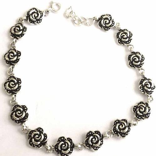Bracelet ornée de roses