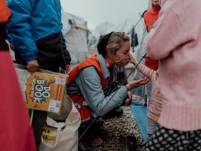 Hulpreizen naar Lesbos 2021
