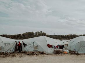 Nieuwjaarsdag-blog vanaf Lesbos