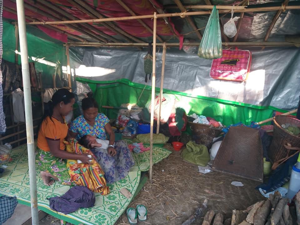 IDPs in Arakan