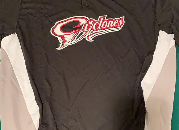 Cyclones Black/Grey Jersey
