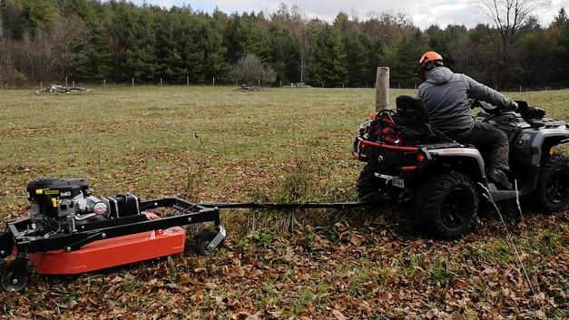 ATV & Mower in action.mp4