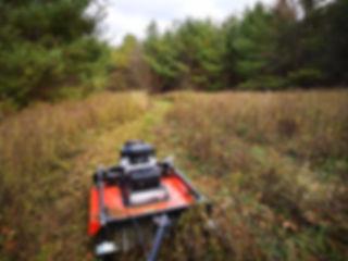 Trail Mower Brush Cutter 1