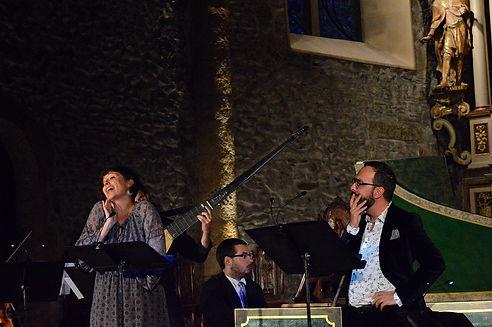 Musica Palaciana. Festival des Pays du Mont Blanc. 2015