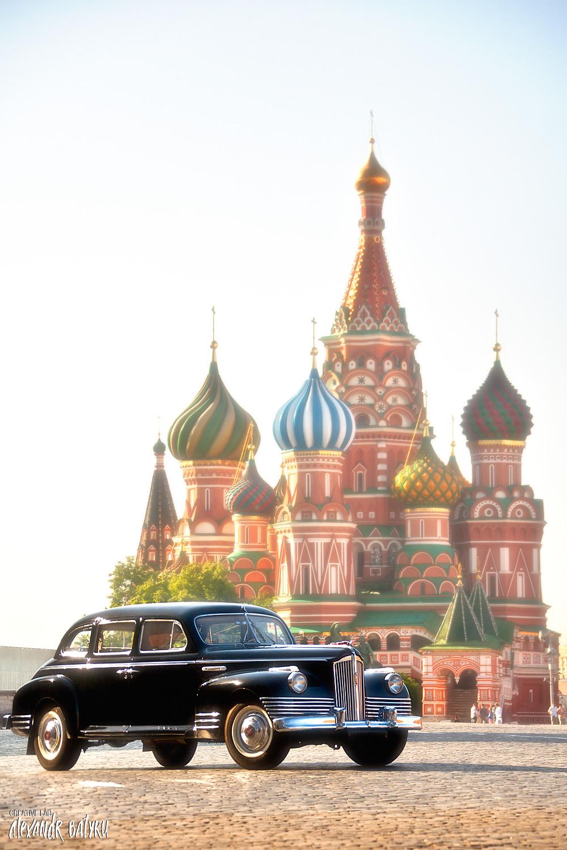 автомобиль Берии Александр Батыру