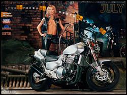 Календарь Power Motors 2003