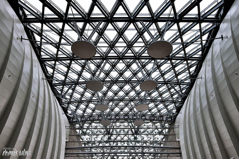 архитектура Шереметьево