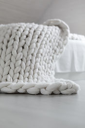 Knit deka