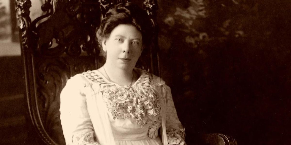 """""""Meet"""" Washington Suffragist May Arkwright Hutton & Tour the Governor's Mansion"""