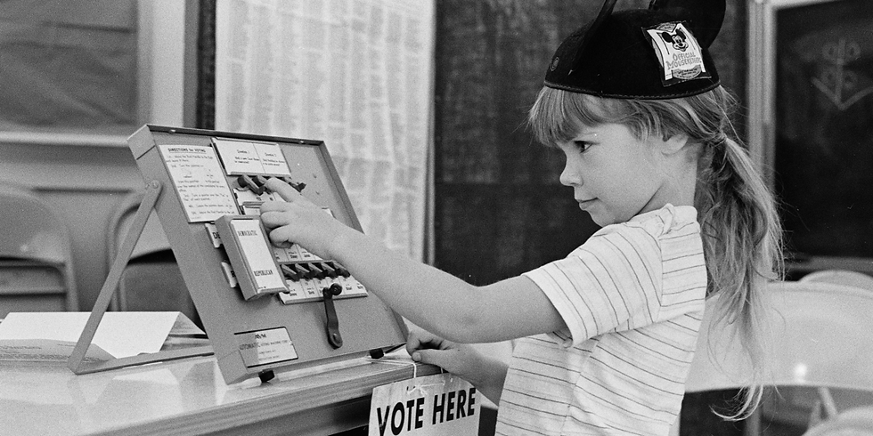 ENGAGE: The Right to Vote