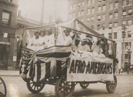 Meet Washington State's Black Suffragists