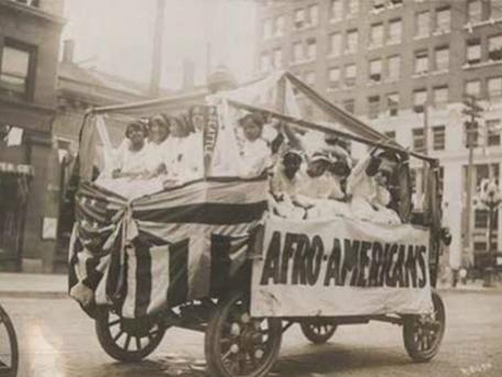 Meet Washington State's Black Suffragists