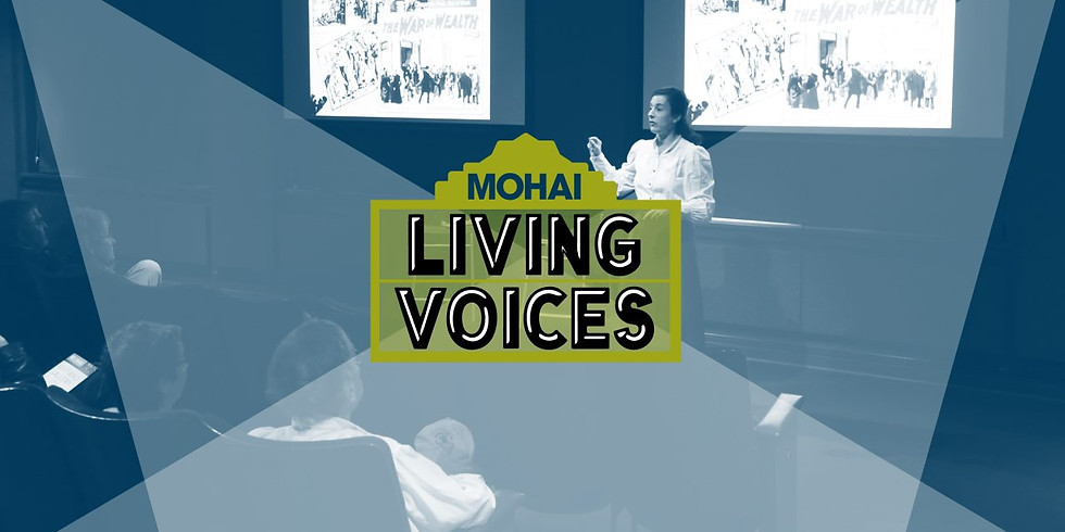 Living Voices 'Hear My Voice' Performance at MOHAI