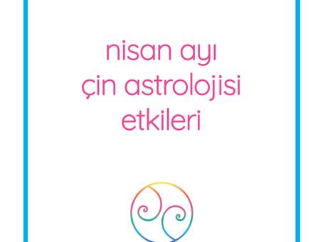 Nisan 2020 Çin Astrolojisi Etkileri