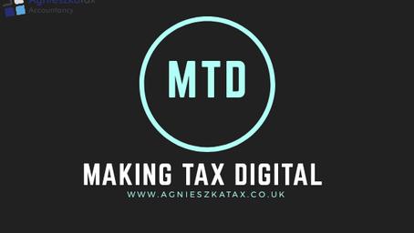 Making Tax Digital VAT (MTD VAT)