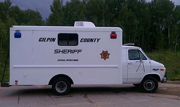 Gilpin County Sheriff, Gilpin County, Colorado, Sheriff, Office, Communications, Dispatch