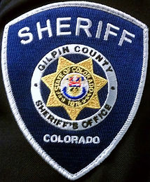 Gilpin County Sheriff, Gilpin County, Colorado, Sheriff, Office