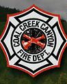 Gilpin County Sheriff, Gilpin County, Colorado, Sheriff, Office, Coal Creek Fire