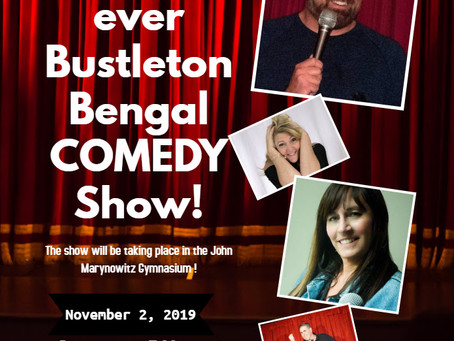 Bengals Comedy Night!!