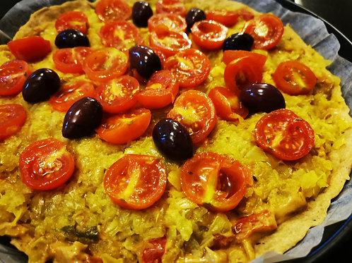 Tarte salée Provençale 6-8p