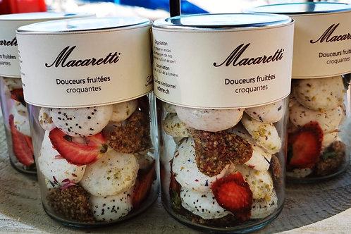 Macaretti pour cafés gourmands