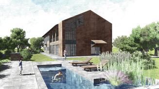 COR-TEN HOUSE | Baldissero T.se