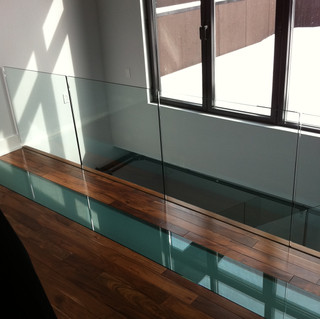 Glass Railings custom